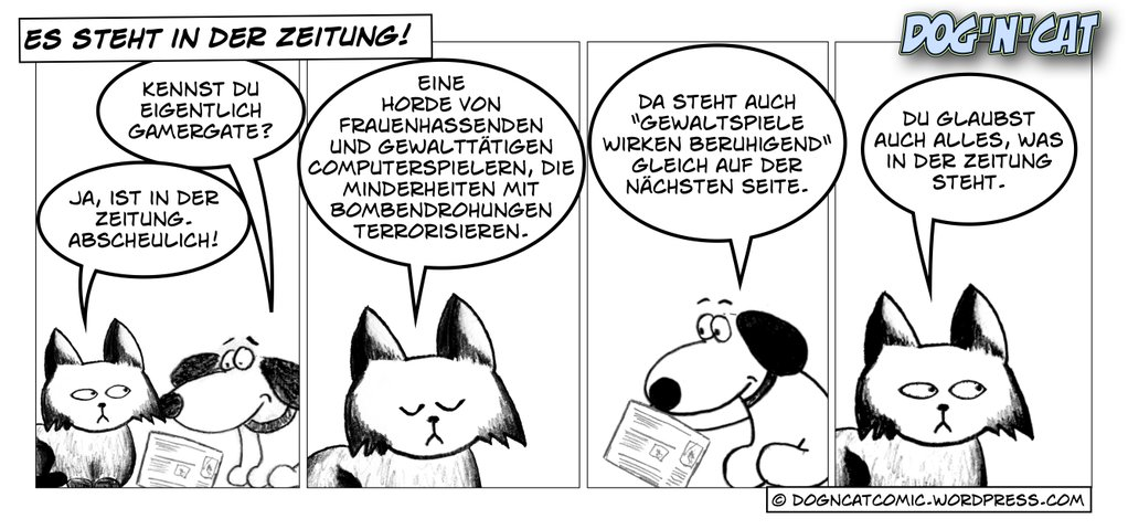 Dog'n'Cat - Martin Domig